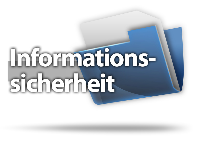 Textzug Informationssicherheit