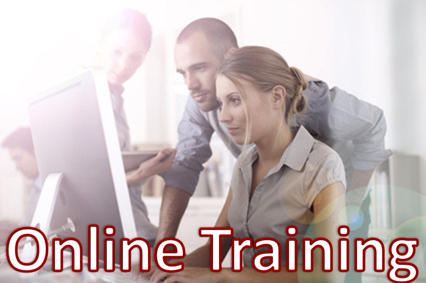Illustration zu Online-Training